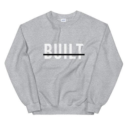 Built Couture Sweatshirt - Grey