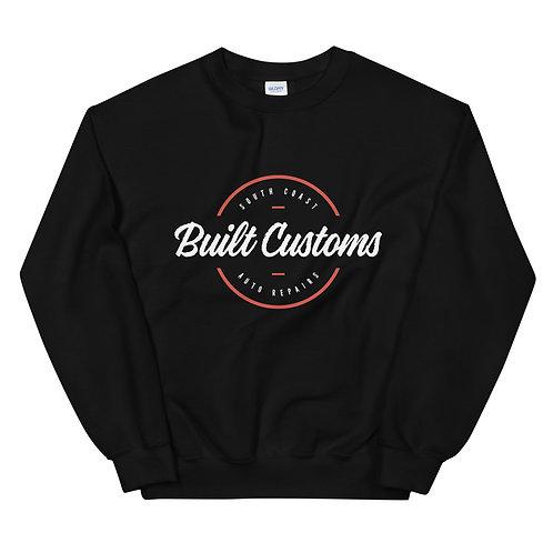 Built Customs Branded Sweatshirt