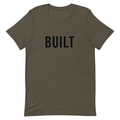 'The OG' Short-Sleeve Unisex T-Shirt - Light Grey/Khaki