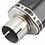 Thumbnail: XP8CL Carbon Fibre Hexagonal Exhaust Silencer (Left Hand) 51mm