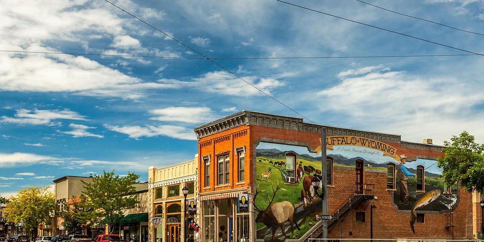 Fall 2019 Tech Trek Buffalo, Wyoming