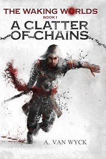 A Clatter of Chains (Kindle Cover File).