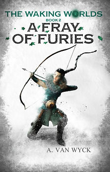 A Fray of Furies book cover