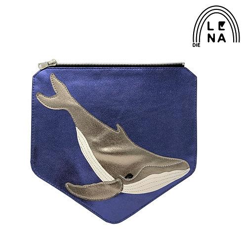 Wechselklappe- Whale