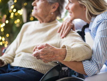 Why Having A Personal Caregiver Is Vital