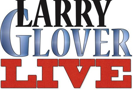 "April 1:  WVLK-AM's ""Larry Glover Live"""