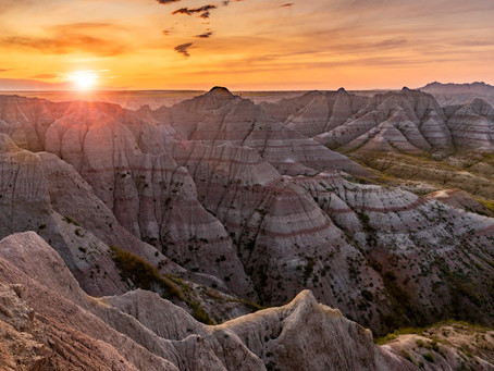 South Dakota:  A Road trip idea during COVID-19