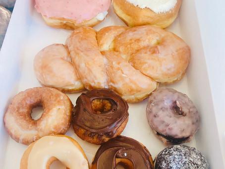 Review:  Good Company Doughnuts & Cafe