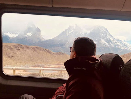 The Journey to Patagonia Camp