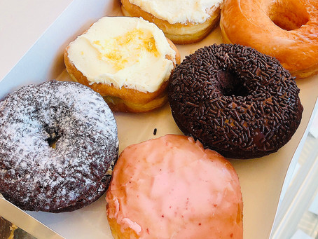 DC's newest donut shop -- and why it's no longer fun to eat out at restaurants