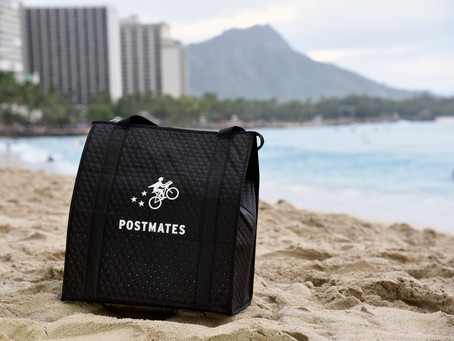 Postmates lands in Hawaii