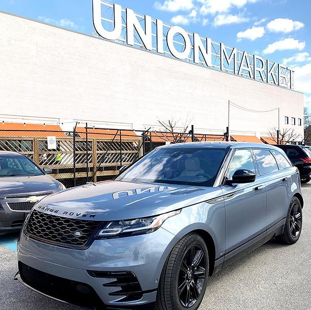 Thank You Land Rover Usa For My 2018 Range Rover Velar Luxury