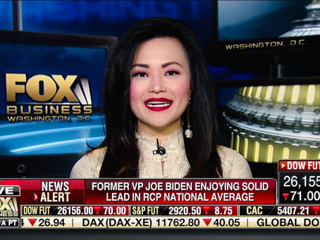 FOX Business AM today!