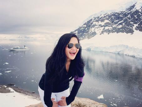 Memories of Antarctica with Seabourn Cruises