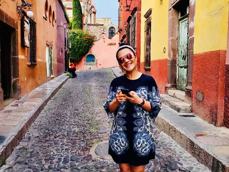 Day One:  Hello from San Miguel de Allende!