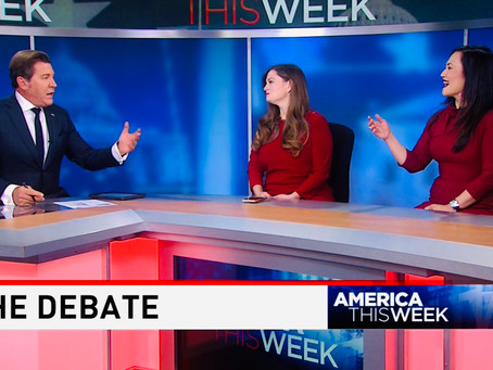 Segment Link:  America This Week with Eric Bolling