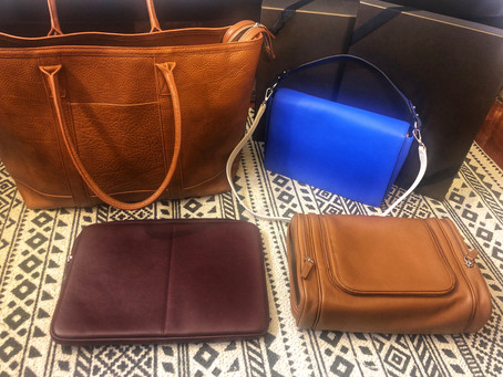 Obsessed with Leatherology, the best gift to give this holiday season