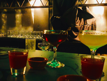 Celebrate Halloween with the Drink Company's PUB GRIMM