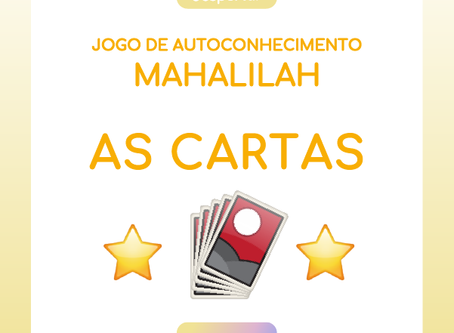 AS CARTAS - MAHALILAH