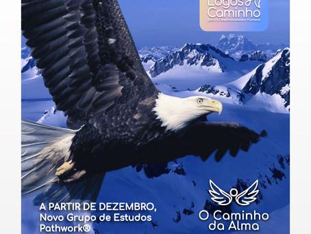 NOVO GRUPO DE ESTUDOS DE PATHWORK®!! Segundas Feiras das 18h às 20h