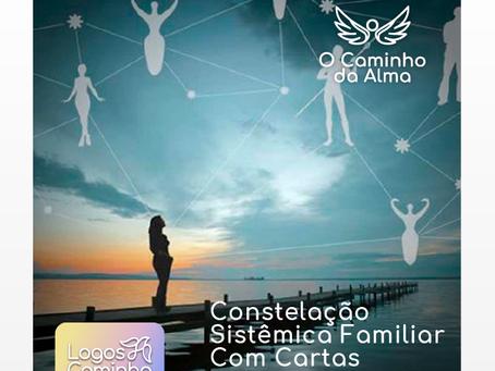 CONSTELAÇÃO SISTÊMICA COM CARTAS!!!