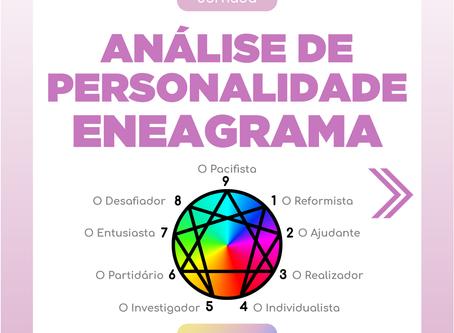 ANÁLISE DE PERSONALIDADE  ENEAGRAMA INTEGRAL