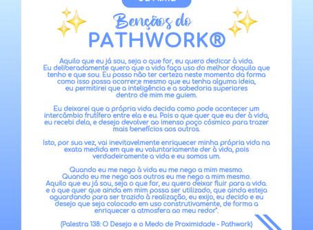 BENÇÃOS DE PATHWORK