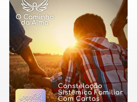 CONSTELAÇÃO SISTÊMICA FAMILIAR COM CARTAS