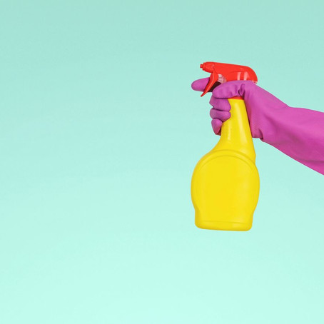 Everyday Virus-killing Household Cleaning Products