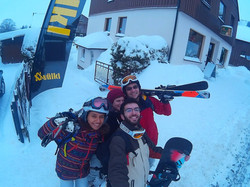 GroundwatCH winter Olympic team