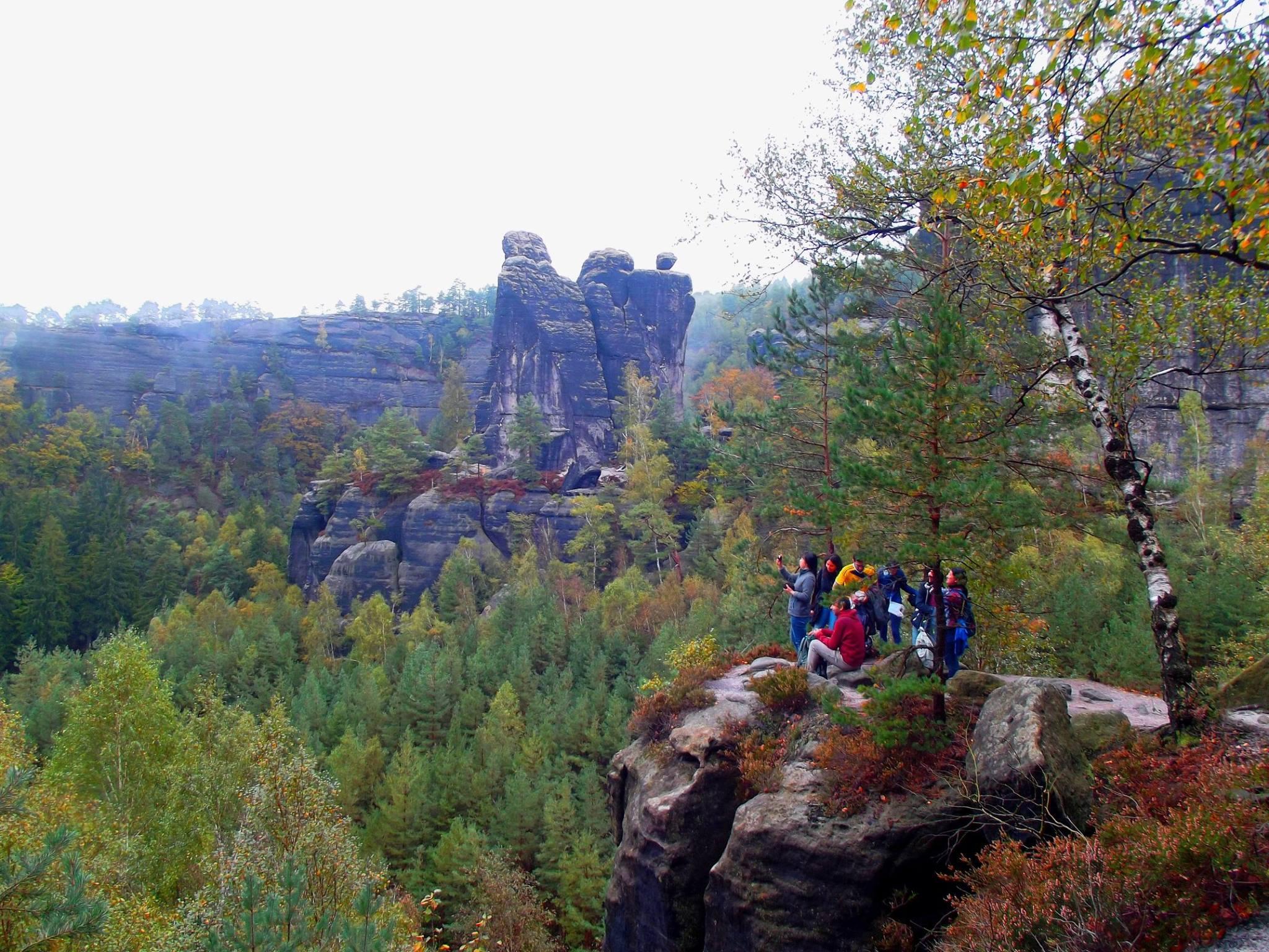 Exploring Saxony