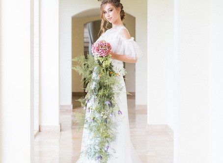Creating Your Own Bespoke Wedding Dress - The Ins and Outs