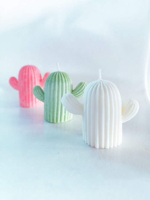 CACTUS SOY WAX SCENTED CANDLE