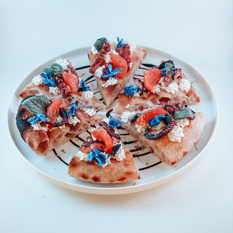 Pizza Reinvented - Experiential Gastronomy Made in France