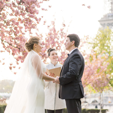 """Saying """"I do"""" to an Officiant"""