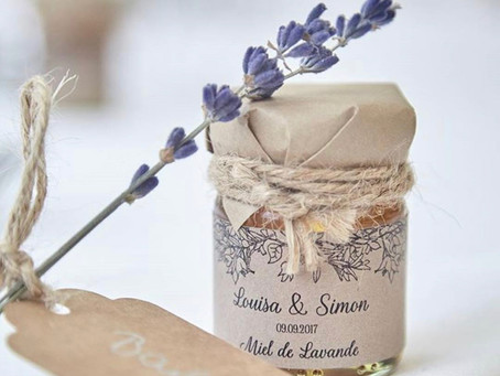 The Perfect Wedding Favours - With Love from the South of France