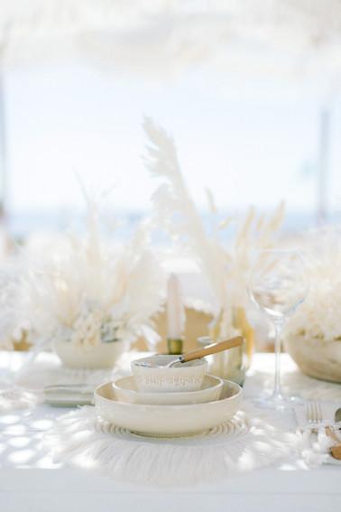 ART DE LA TABLE NAOS BEACH