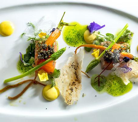 Award-Winning TV & VIP Banqueting Chef on Wedding Gastronomy