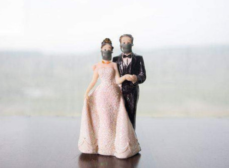 COVID-19 Pandemic & Weddings - Update from France