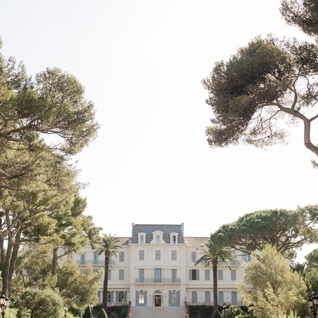 Hôtel du Cap Eden Roc - An Iconic Wedding Venue on the French Riviera