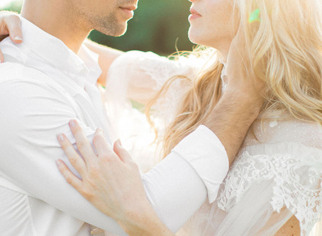 An Ethereal Elopement