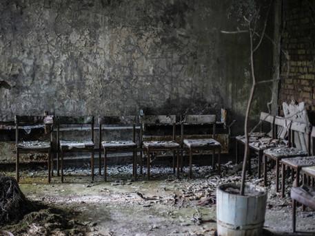Info-Veranstaltung SUPER-GAU von Fukushima und Tchernobyl