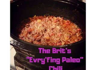 "The Brit's ""Every'fing Paleo"" Chili"