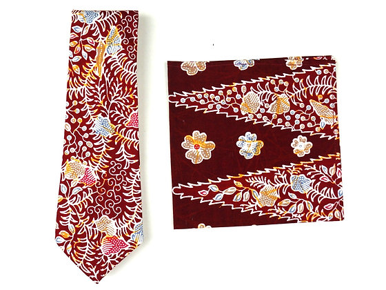 Necktie & Pocket Square