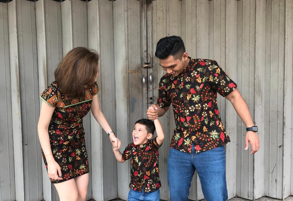 My Family Batik