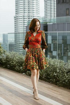 [Custom-Made] Amber Dress