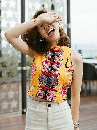 [Custom-Made] Sunflower Top