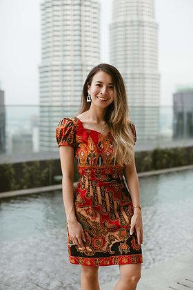 [Custom-Made] Rosy Dress