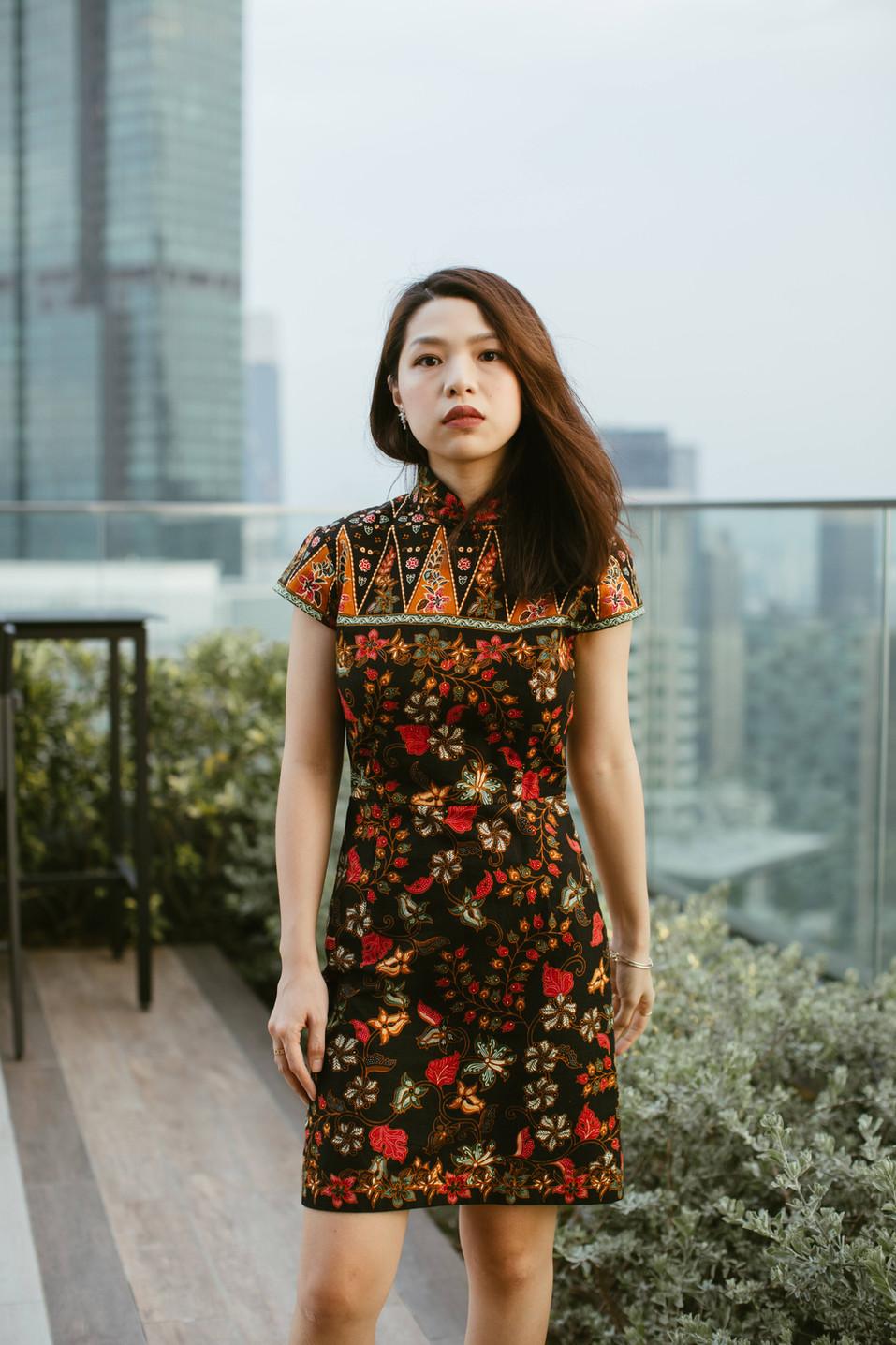 Jasmine 2.0 Dress