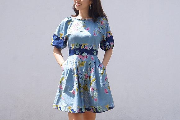 [Custom-Made] Bluebell Dress
